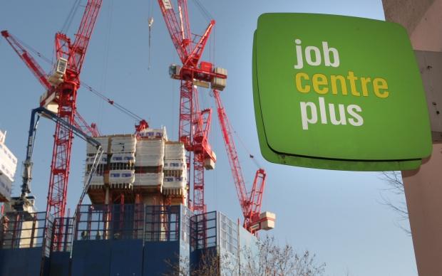Unemployment Falls